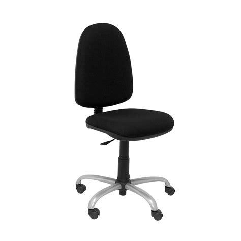 Silla oficina negra ref: 72 PC   Papeleria Segarra
