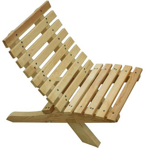 Silla Para Niño Mueble Plegable Madera Jardin O Interiores ...