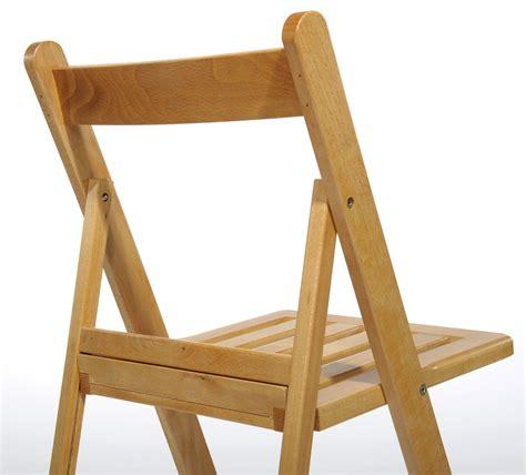 Silla plegable Bilbao de madera certificada   García Hermanos