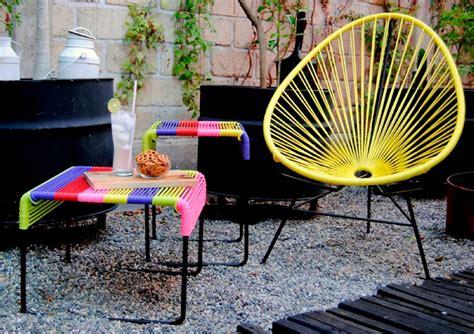 Sillas de diseño imperdibles para tu terraza   Blog Homy