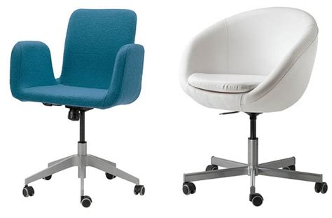 sillas ikea para la oficina   mueblesueco