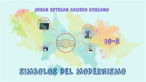 SIMBOLOS DEL MODERNISMO by Johan Esteban Caicedo Burbano ...