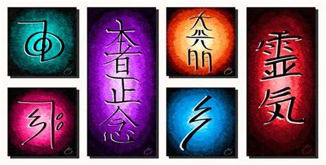 Simbolos Reiki Usui Tradicionales
