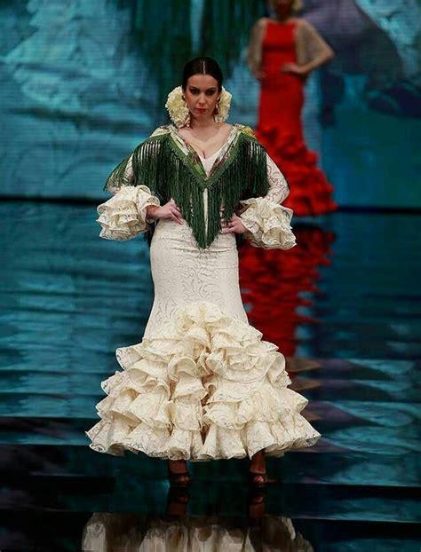 Simof 2017: el desfile de Yolanda Moda Flamenca, en fotos ...