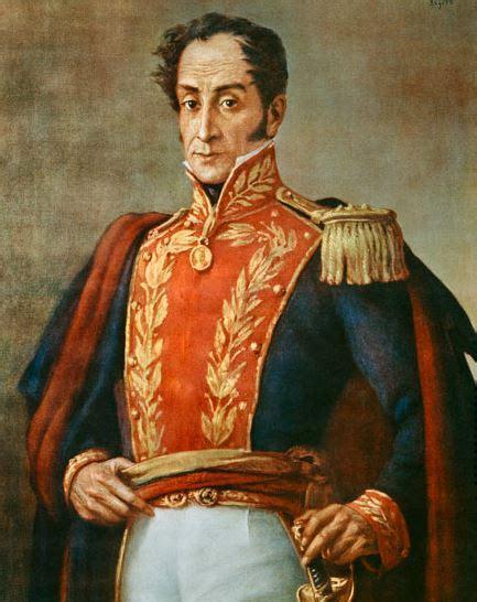 Simón Bolívar: Biografía Corta