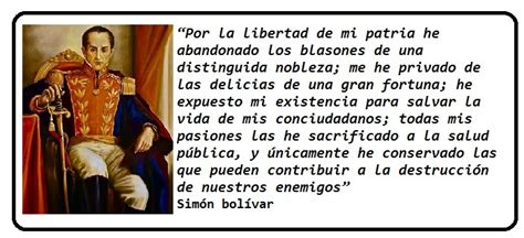 Simón Bolívar y la crisis actual de Venezuela   Info ...