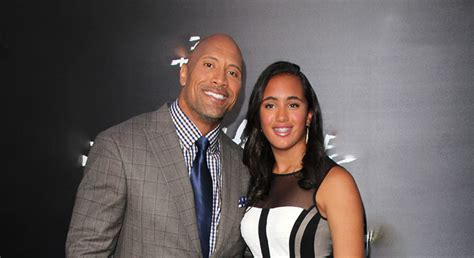 Simone Alexandra Johnson: 7 Facts about Dwayne Johnson s ...