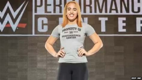 Simone Johnson, The Rock s Daughter, Joined the WWE ...