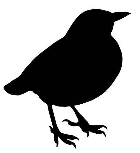 Simple Bird Silhouette at GetDrawings.com | Free for ...
