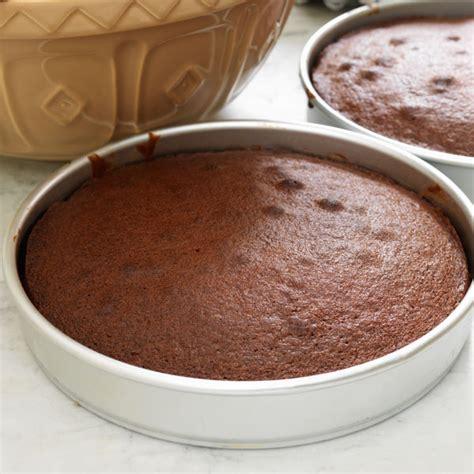 Simple chocolate cake   delicious. magazine