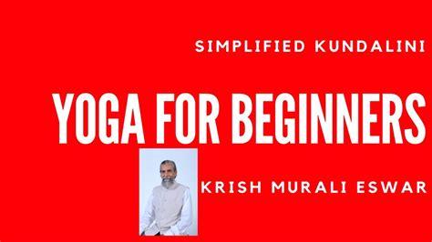 Simplified Kundalini Yoga for Beginners   YouTube