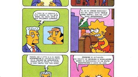 Simpsons Comics Número #5 Español   YouTube