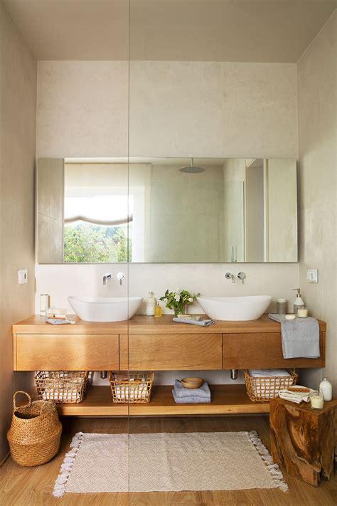 Sin bañera ni bidé | Baños madera, Diseño de baños y ...