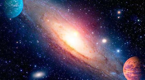 Sin la materia oscura no existirían las galaxias • Teorema ...