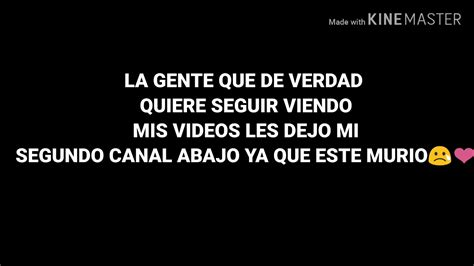Sin palabras:    YouTube