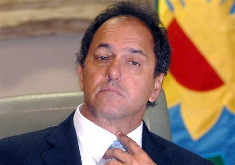 Sin peritaje contable, Scioli fue sobreseído por ...