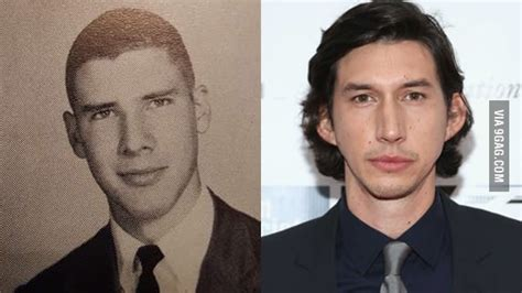 Since Kylo Ren looks nothing like Han Solo, did JJ Abrams ...