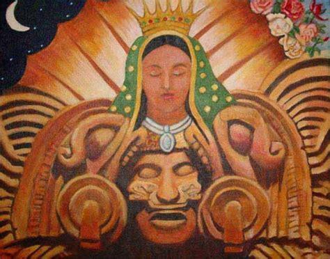 Sincretismo Religioso: de Dioses a Santos   FrojiMX