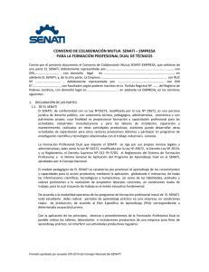 SINDICATO NACIONAL DEL PERSONAL TÉCNICO DOCENTE ...