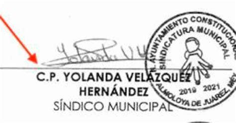 SÍNDICO DE Ayuntamiento de Almoloya de Juárez 2019 2021 ...