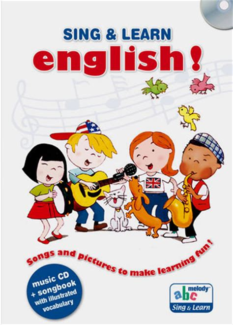 Sing & Learn English  ABC Melody    Little Linguist
