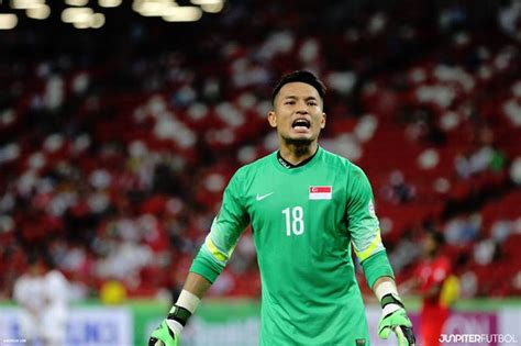 Singapore goalie Hassan Sunny considered one of the world ...