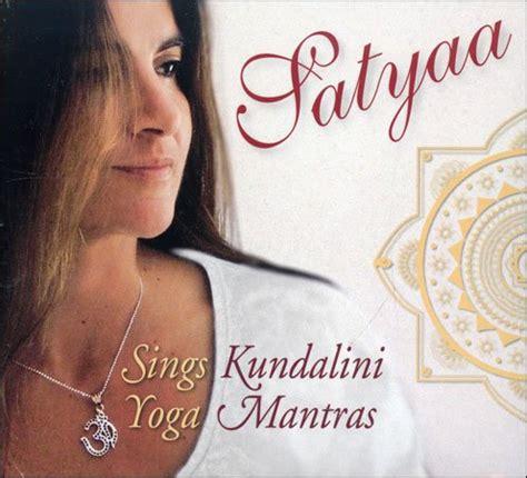 Sings Kundalini Yoga Mantras   Satyaa