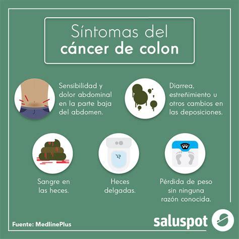 Síntomas del cáncer de colon | Salud general | Pinterest ...