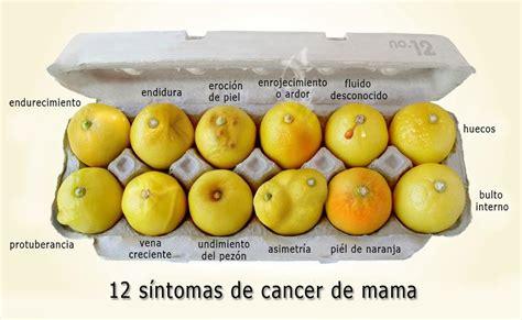 Síntomas del cáncer de mama | Ser esenciales