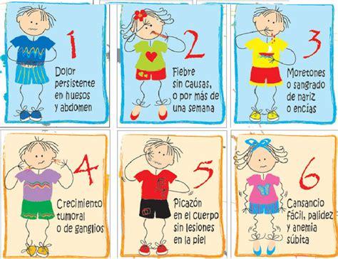 sintomas del cancer infantil 1 {...} Imagen ...
