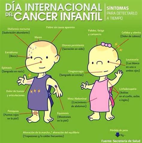 Síntomas del cáncer infantil | Niños con cancer, Como ...