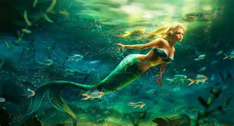Sirena   Seres Mitológicos y Fantásticos