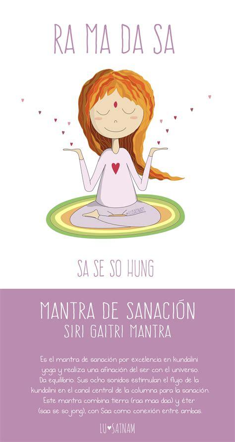 siri gaitri mantra   RAMADASA | Yoga kundalini, Yoga ...