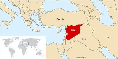 Siria; tierra santa que hoy en día se encuentra marcada ...