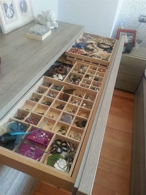 sistema de guardado cajones | Organización del dormitorio ...