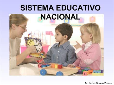 Sistema educativo nacional fm