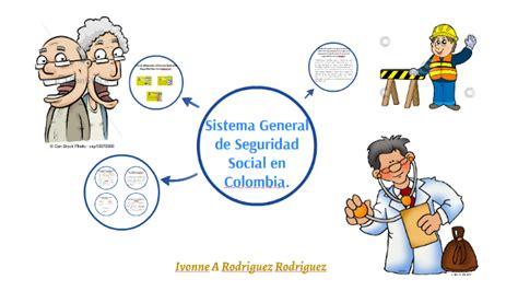 Sistema General de Seguridad Social en Colombia. by Ivonne ...