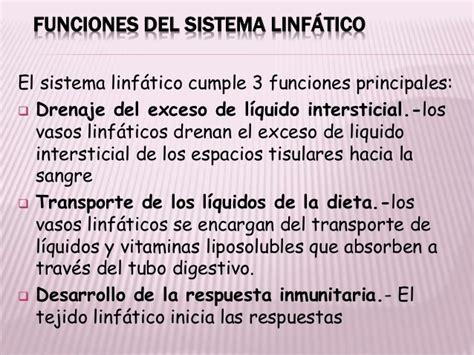Sistema linfatico diapo grupal.......
