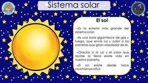 SISTEMA SOLAR  2    Imagenes Educativas