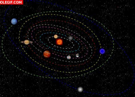 Sistema solar gif 6 » GIF Images Download