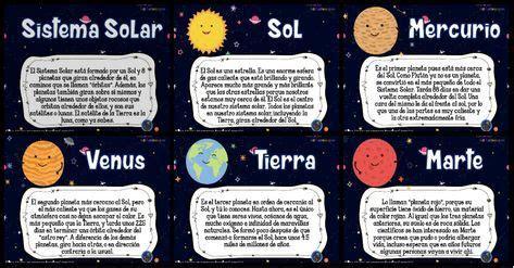 SISTEMA SOLAR para niños de Primaria in 2020 | Sistema ...