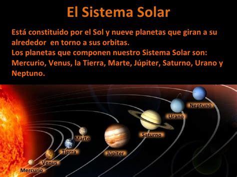 Sistema Solar Y Tierra por Dixie Andaur