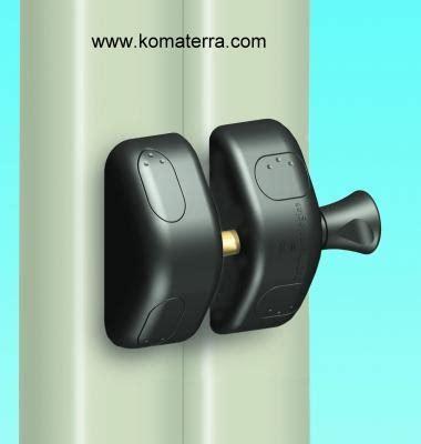 Sistemas alarmas: Cerrojos para puertas de aluminio