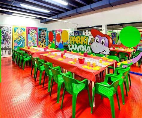Sitios para celebrar un cumpleaños para niños en Gijón