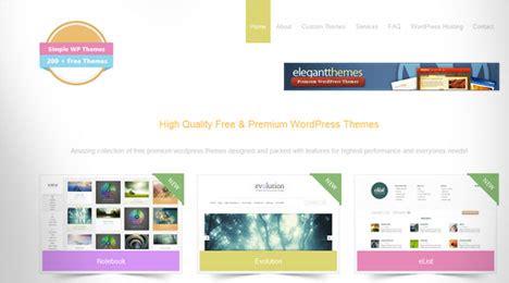 Sitios para descargar plantillas WordPress gratis | Plantilla