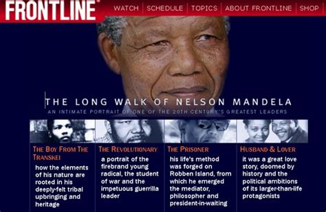 Six Great Multimedia Resources on Nelson Mandela   The ...