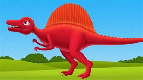 ️Juego de Dinosaurios para Niños|Dinosaur Park   YouTube