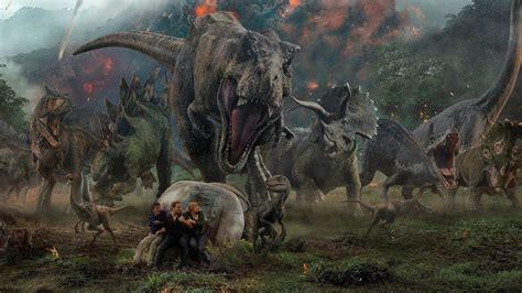 'Jurassic World: El reino caído' mantiene el liderazgo en ...