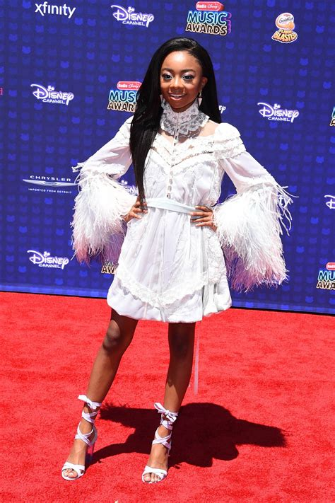 Skai Jackson at Radio Disney Music Awards in Los Angeles ...