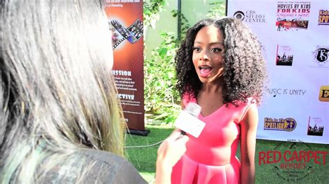 Skai Jackson at the 6th Annual Movies by Kids for Kids # ...